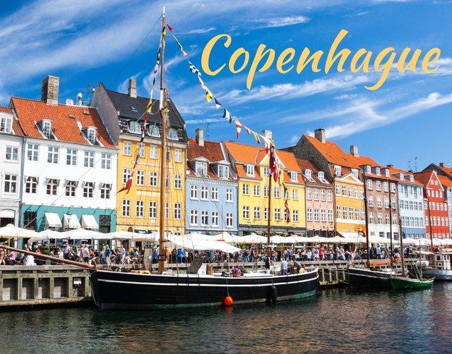 Copenhague en vélo et en bateau