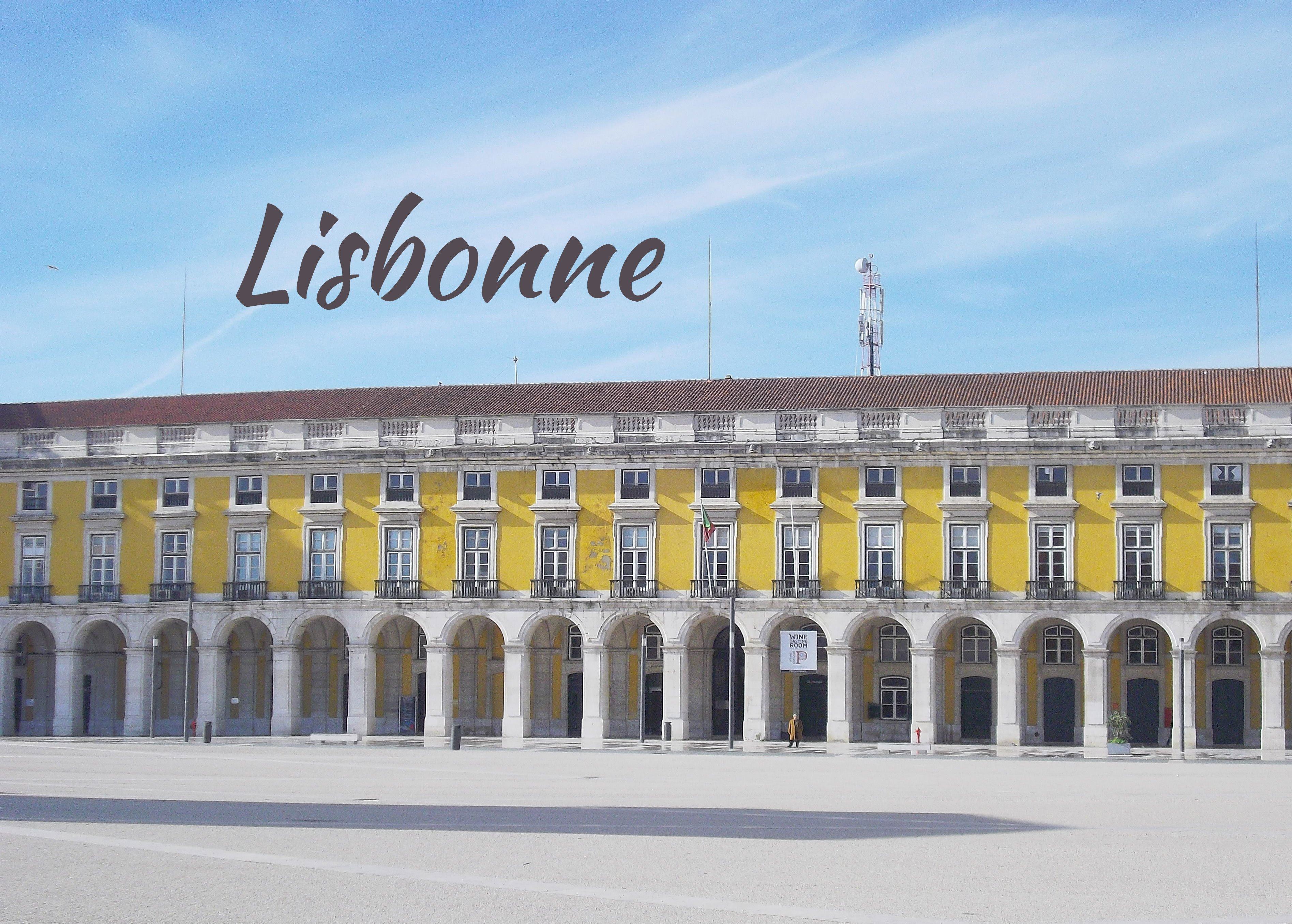 lisbonne portugal ville