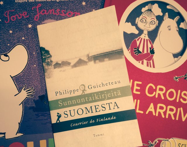 Livres finlandais