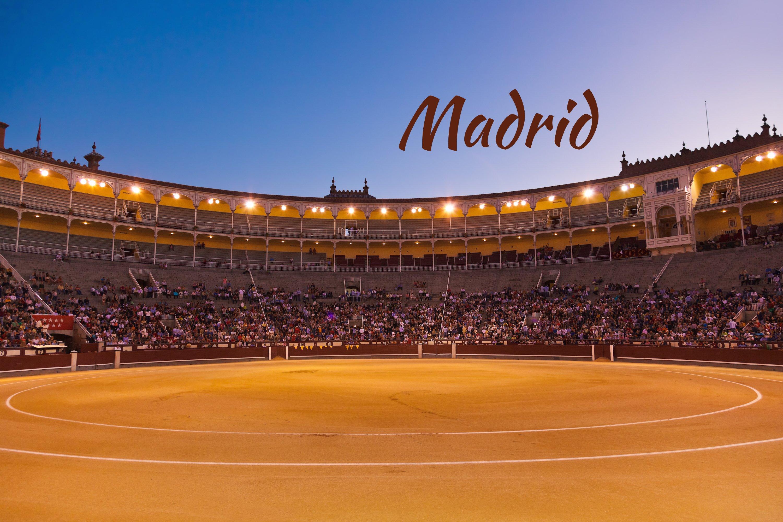 Madrid Arènes