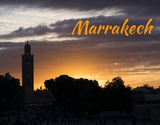 marrakech maroc cover