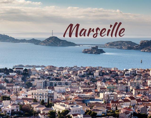 marseille citybreak