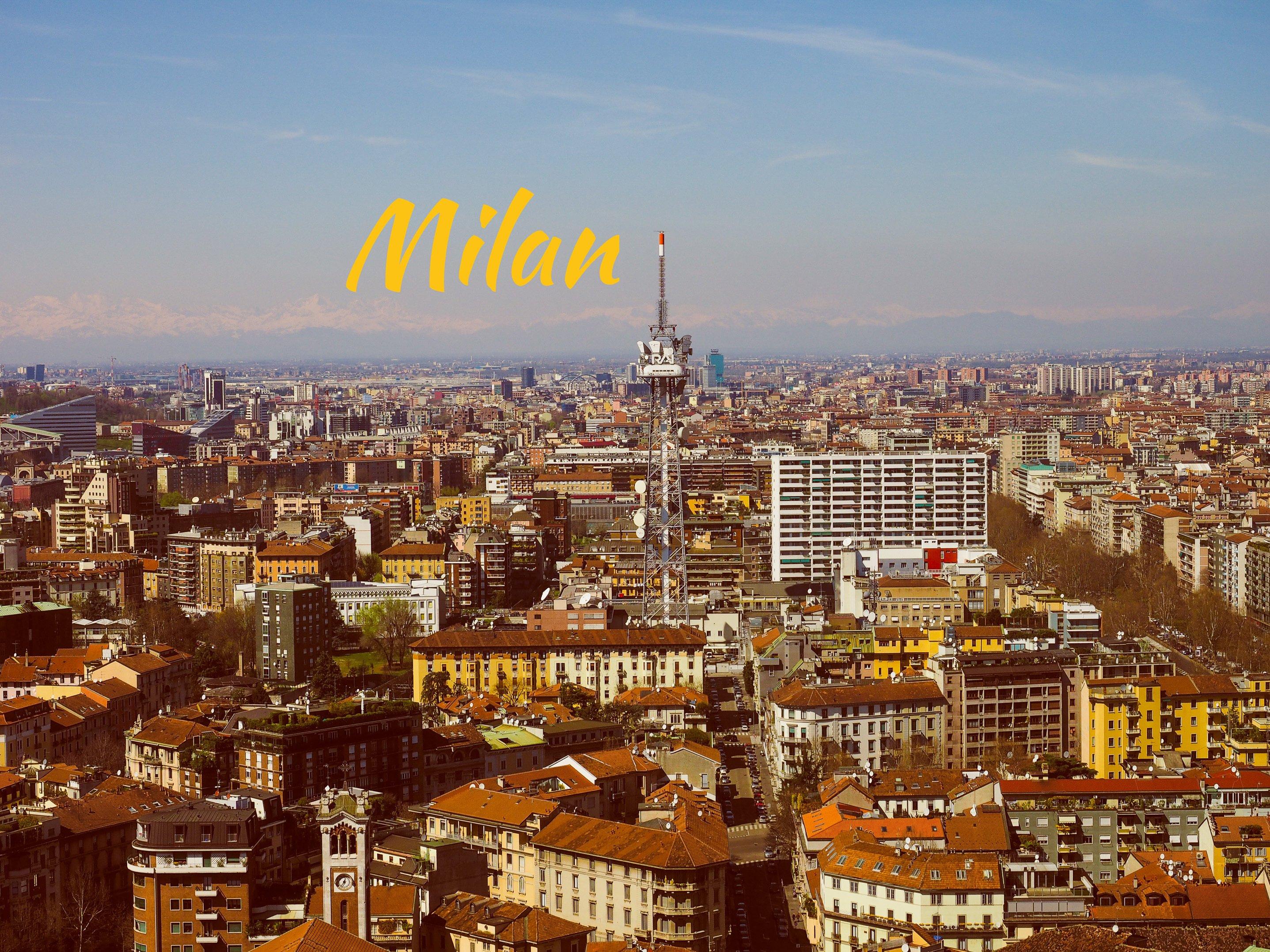 Milan Italie